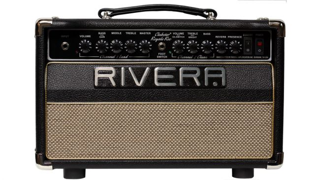 Rivera Announces New Clubster Royale Recording Guitar Amp
