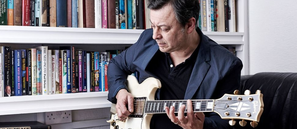 "Manic Street Preachers' James Dean Bradfield: ""I'm loving Strats now - if I can make them sound a bit more like a Gibson!"""