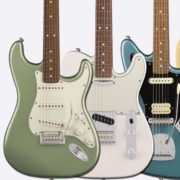 Guitar News: Fender announce new Player Series to replace MIM models